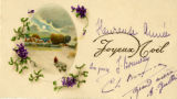 French postcard,